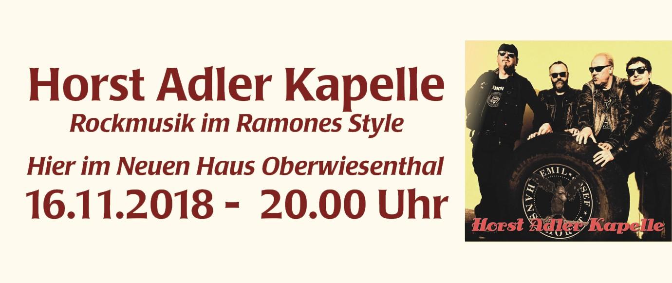 Banner Horst Adler Kapelle (2)